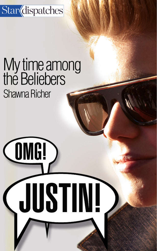 Image of OMG! Justin! book cover