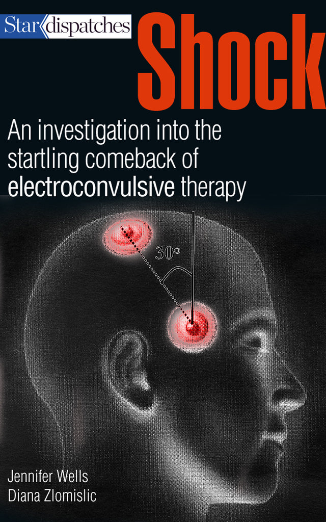 Image of Shock book cover