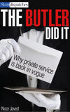 Image of The Butler Did It book cover