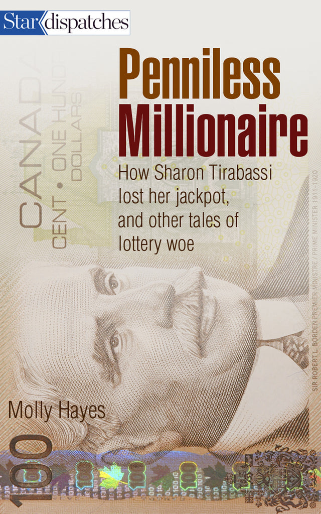 Image of The Penniless Millionaire book cover
