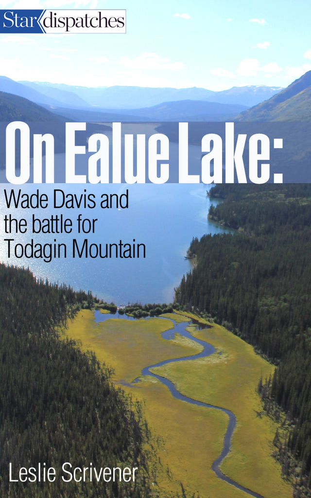 Image of On Ealue Lake book cover