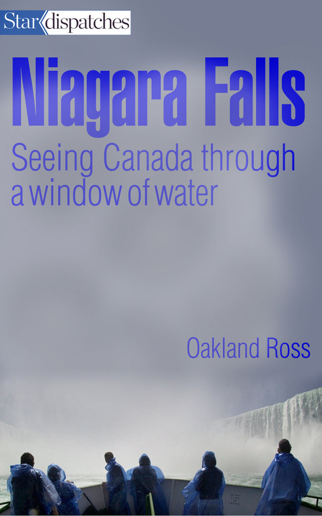 Image of Niagara Falls book cover