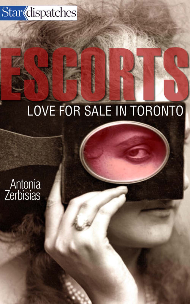 Image of Escorts: Love for Sale in Toronto book cover