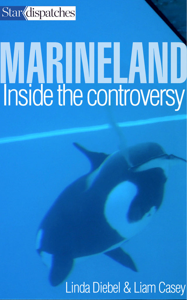 Image of Marineland: Inside the Controversy book cover