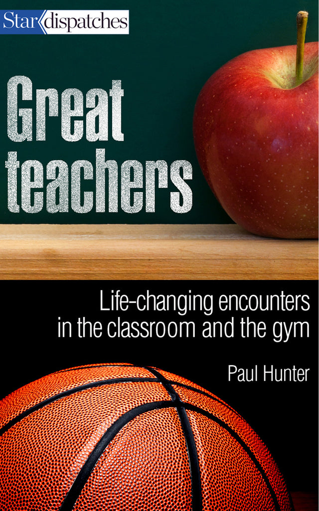 Image of Great Teachers book cover