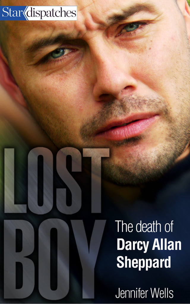 Image of Lost Boy book cover