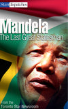 Image of Mandela: The Last Great Statesman book cover