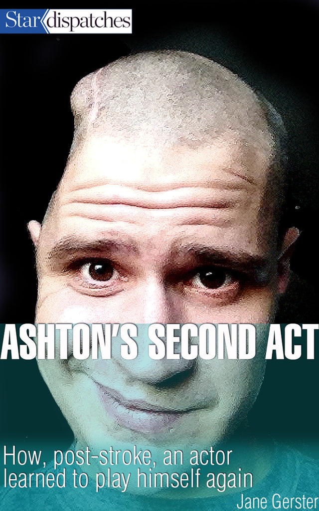 Image of Ashton's Second Act book cover