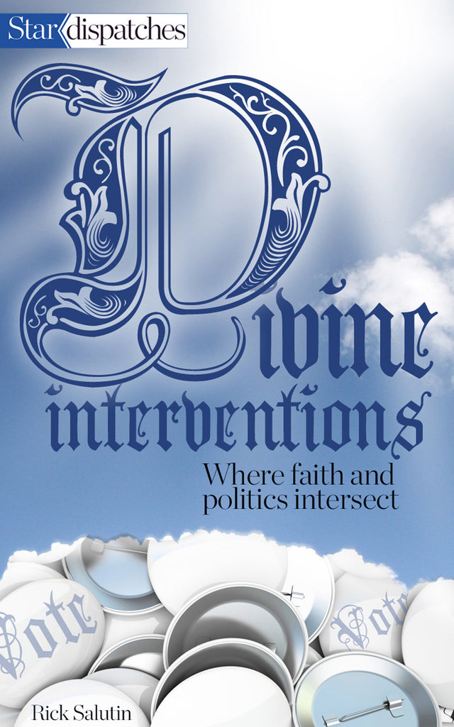 Image of Divine Interventions: Where Faith and Politics Intersect book cover