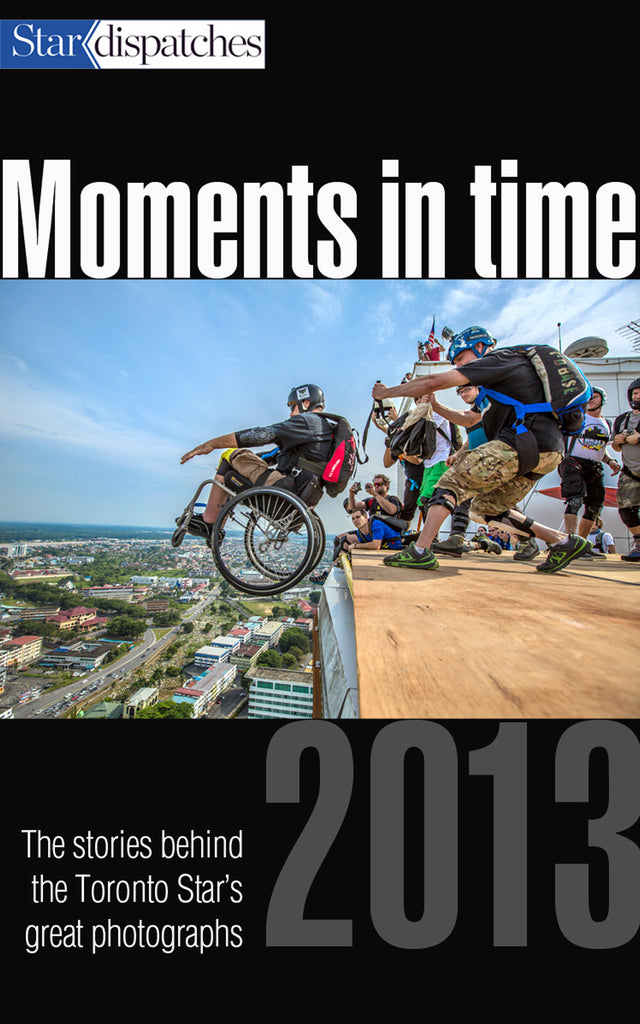 Image of Moments in Time book cover