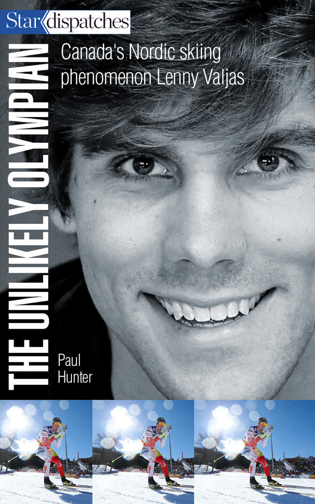 Image of The Unlikely Olympian: Canada's Nordic Skiing Phenomenon Lenny Valjas book cover