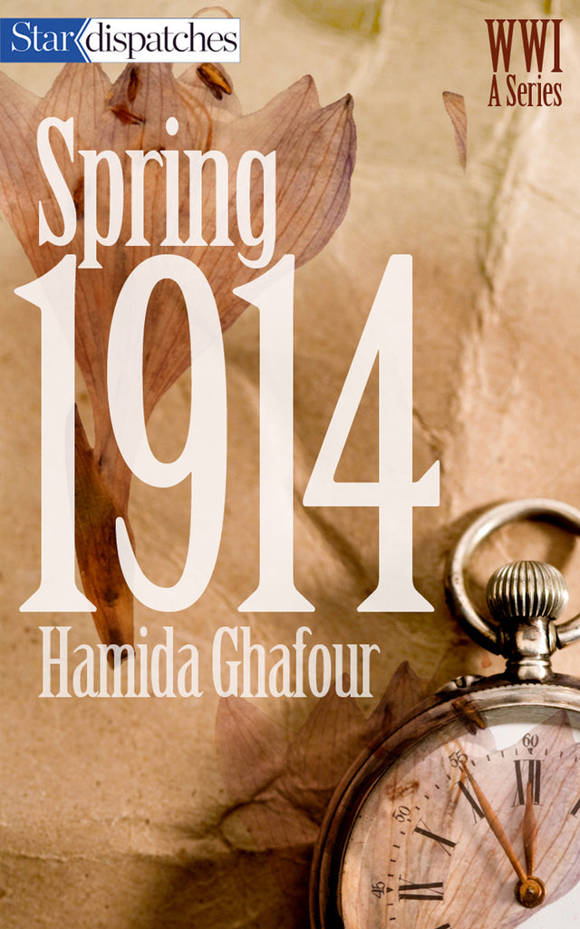 Image of Spring 1914 book cover