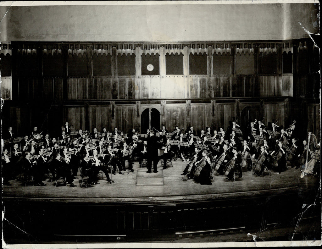 TSO at Massey Hall, 1942