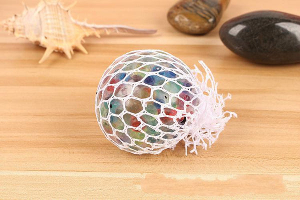 Up to 65% OFF - Stress Reliever - Psychedelic Rainbow Squishy Stress Reliever Ball | Wiki Wiseman