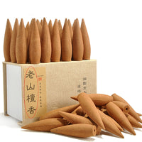 laoshan oversized backflow incense cones