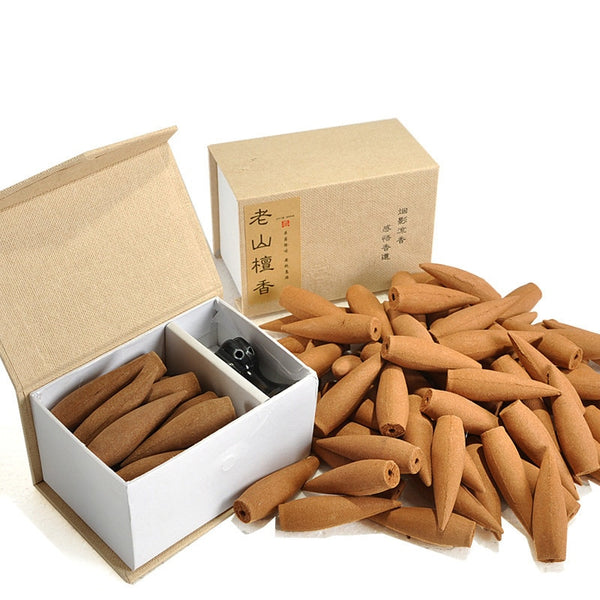 backflow incense cones online long burning natural non toxic