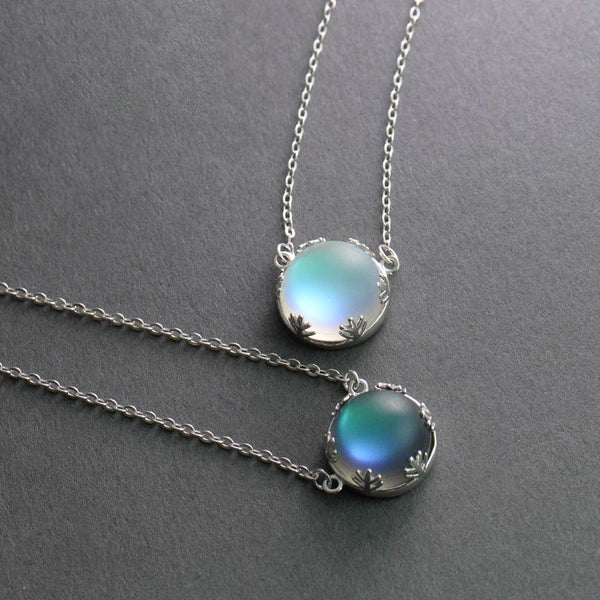 Up to 65% OFF - Necklaces - Limited Edition: Aurora's Charm - S925 Hand Crafted Signature Piece | Wiki Wiseman