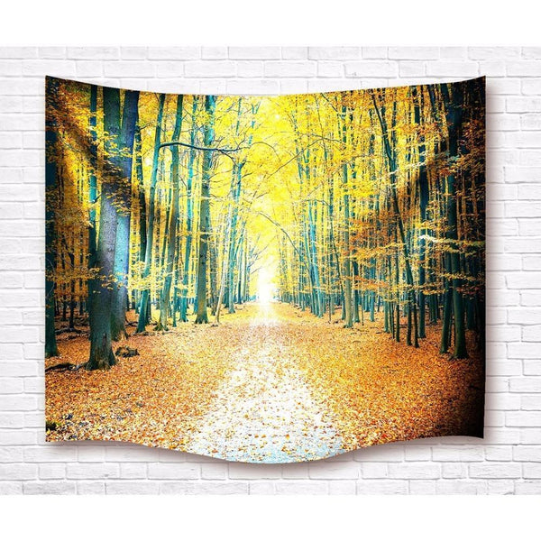 "Up to 65% OFF -  - ""Autumn's Colors"" Tapestry 