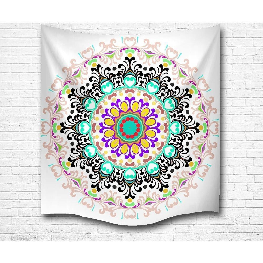 "Up to 65% OFF -  - ""Mandala of Virtue"" Tapestry 