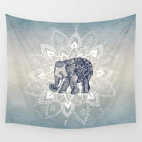 Up to 65% OFF -  - Mandala Elephant Tapestry | Wiki Wiseman