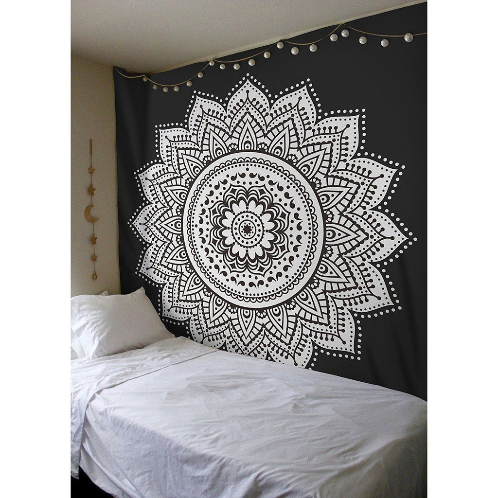 "Up to 65% OFF -  - ""Mandala of Vigor"" Tapestry 
