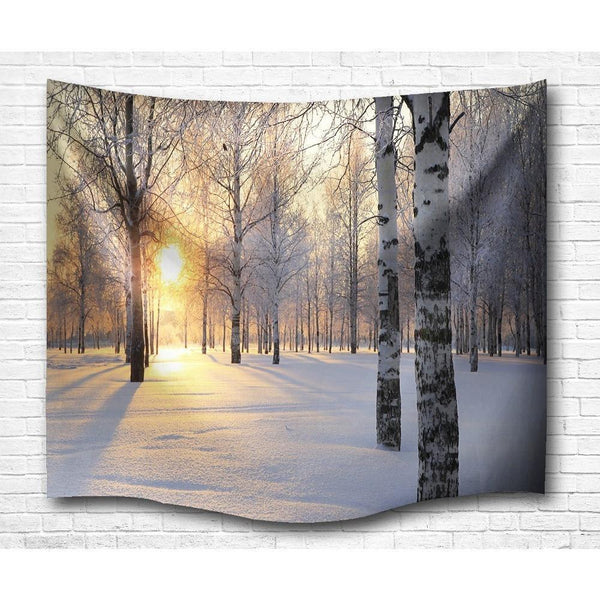 "Up to 65% OFF -  - ""Winter Wonderland"" Tapestry 