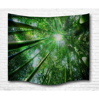 "Up to 65% OFF -  - ""Bamboo Tranquility Tapestry 