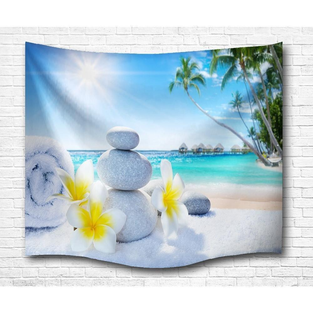 "Up to 65% OFF -  - ""Islands of Relaxation"" Tapestry 