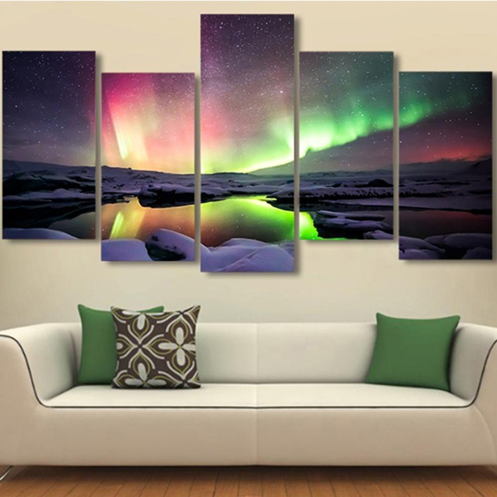 Up to 65% OFF -  - Limited Edition: Aurora Borealis Tundra | Wiki Wiseman