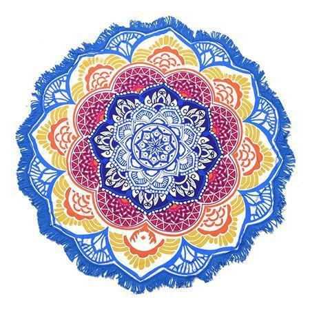 Up to 65% OFF -  - FLASH SALE: Indian Mandala Floral Tapestry | Wiki Wiseman