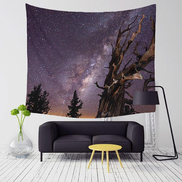 "Up to 65% OFF - Tapestry - Stargazer collection - ""Barren Nights"" Tapestry 