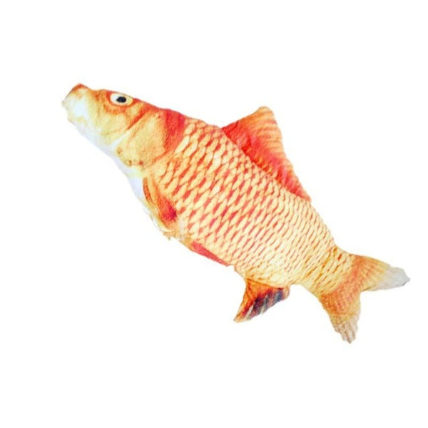 Creative 3D Fish Plushie