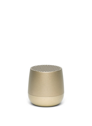 Mino+ Speaker - Gold From Lexon