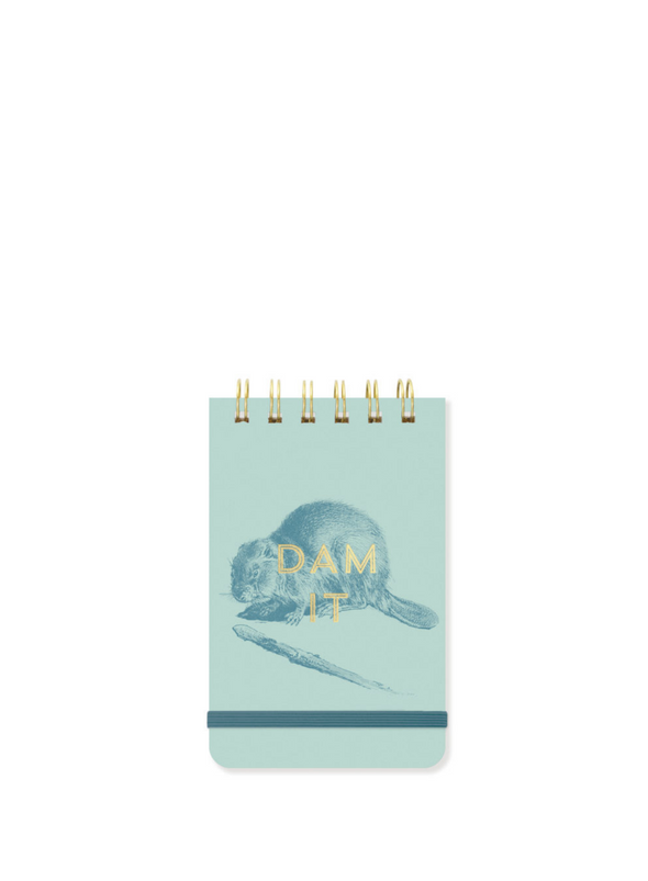 Vintage Sass Dam It Notepad from Designworks ink.