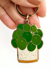 Audrey Solo Top in Pine Green from King Louie