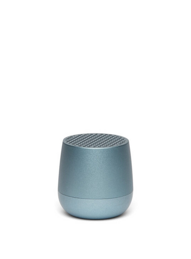 Mino+ Speaker Light Blue From Lexon