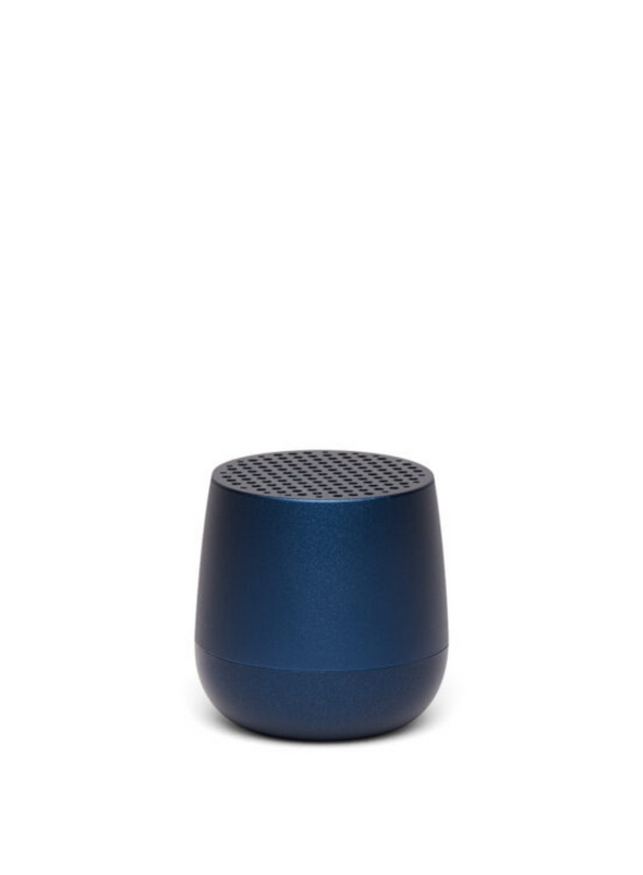 Mino+ Speaker Dark Blue From Lexon