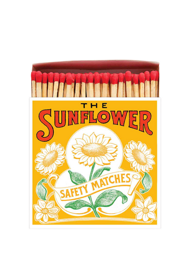 Sunflower Matches