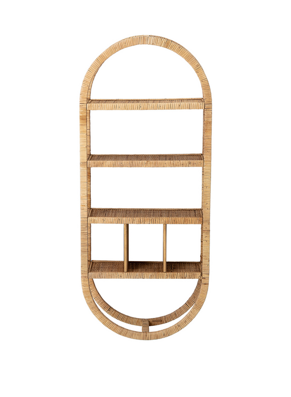 Rattan Shelf - Nature from Bloomingville