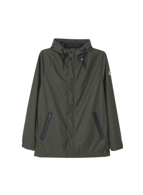 Kise Raincoat in Khaki from Tanta