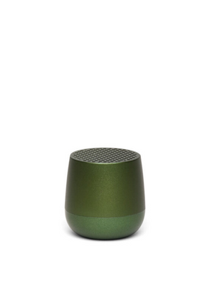 Mino+ Speaker Dark Green From Lexon