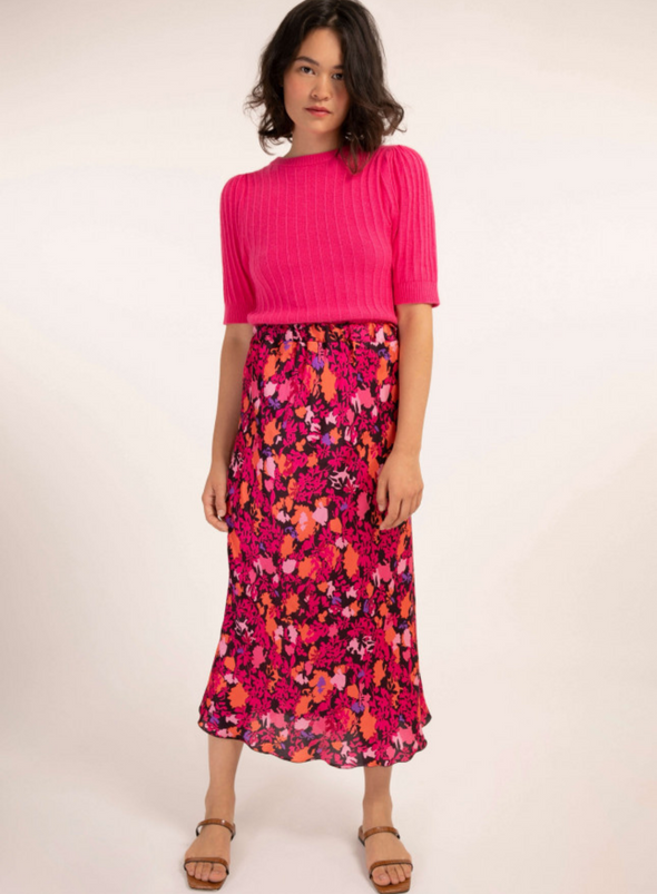 Edelyne skirt in Sagome from Frnch