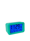 Digital Alarm Clock - Green