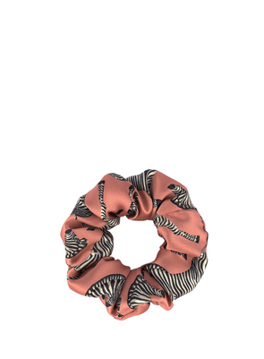 Zebra Scrunchie from WOUF