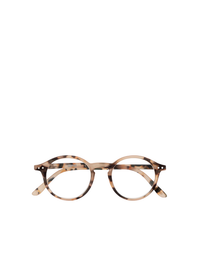 #D Reading Glasses in Light Tortoise from Izipizi