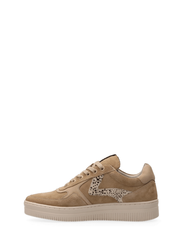 Chunky Sweater with Tricoloured Combination from Indi & Cold