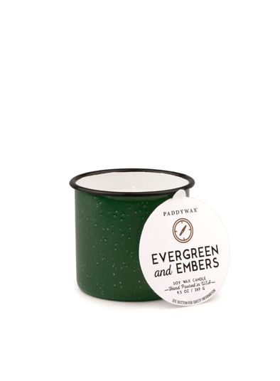 Alpine Evergreen & Ember Candle from Paddywax