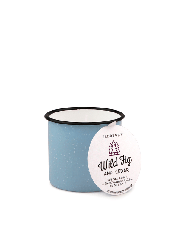 Alpine Wild Fig & Cedar Candle from Paddywax