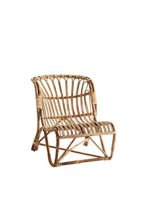 Olancha Bamboo Lounge Chair From Madam Stoltz