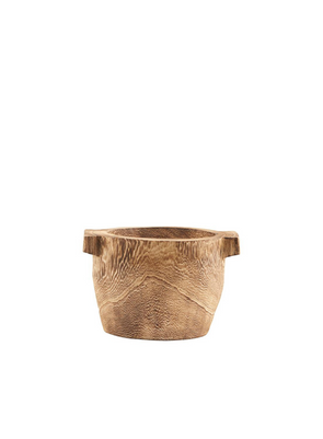Carved Craft Bowl, From House Doctor